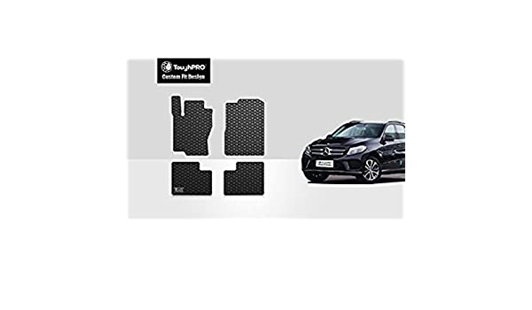 Amazon com: ToughPRO Floor Mats Set (Front Row + 2nd Row