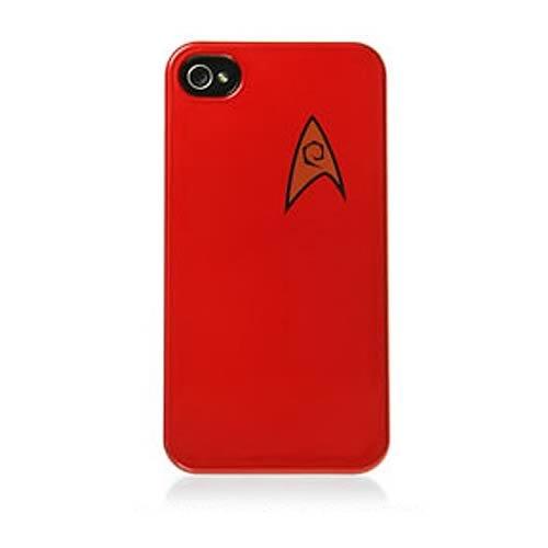 ThinkGeek Star Trek Engineering Division iPhone 4 Case (Star Trek Iphone 4 Case)