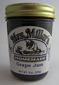 Mrs Miller's Grape Jam 9oz x 2