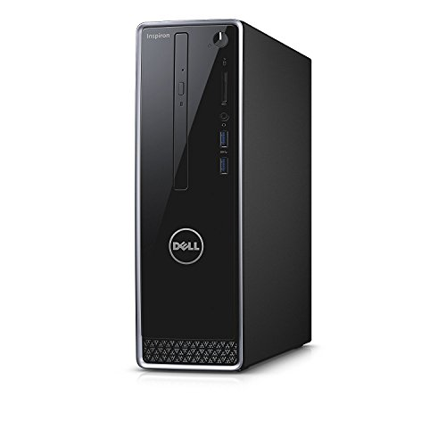 Newest Dell Inspiron 3000 3252 Flagship High Performance Desktop, Intel Pentium J3710 Quad-Core, 8GB RAM, 1TB HDD, DVD RW, Bluetooth, WIFI, Windows 10 Home