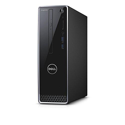 Newest Dell Inspiron 3000 3252 Flagship High Performance Desktop, Intel Pentium J3710 Quad-Core, 8GB RAM, 1TB HDD, DVD RW, Bluetooth, WIFI, Windows 10 - Ethernet Bluetooth 802.11b/g/n Webcam