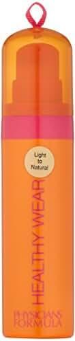 Physicians Formula Healthy Wear SPF 50 Tinted Moisturizer, Light/Natural, 1 Fluid Ounce