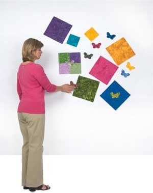 Brewer Quilting & Sewing Supplies Quilt Wall 72'' by Brewer Sewing