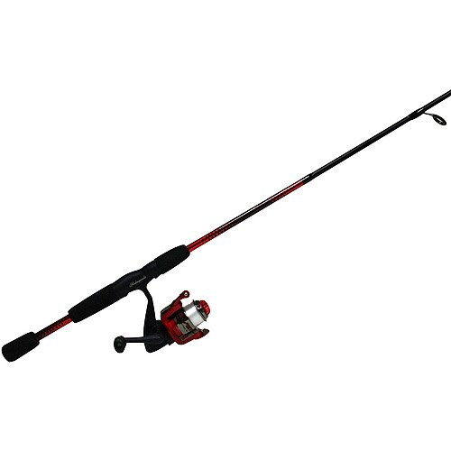 Shakespeare Reverb Fishing Rod and Reel Spinning (Action Freshwater Rod)