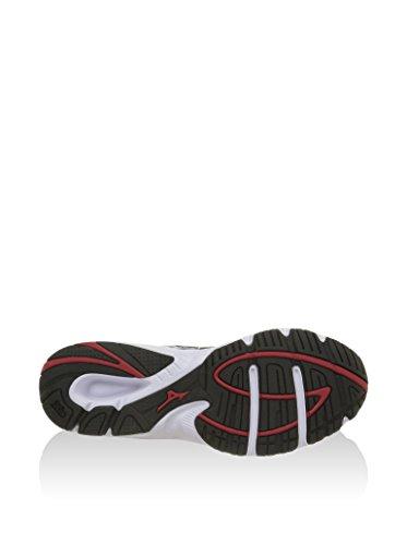 Mizuno Zapatillas de Running Spark Blanco / Rojo EU 40 (US 7.5)