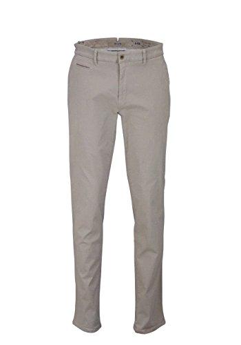 BRAX Slim Fit Hose FABIO IN mit Hi Flex Stretch beige