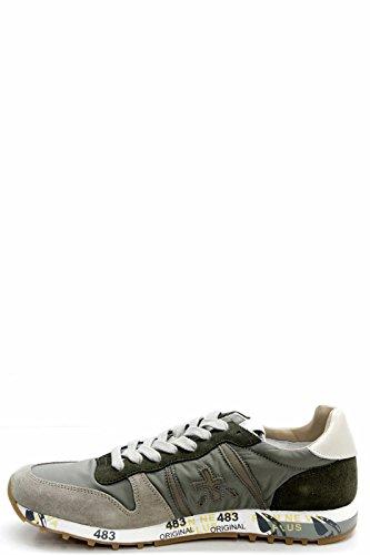 Premiata Sneakers Uomo Eric Verde