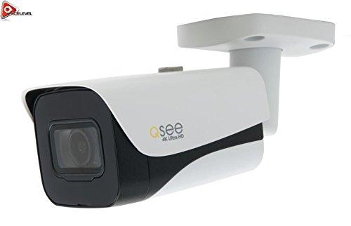 New Q-See  QCN8093B HD 4K IP POE Security Surveillance Camer