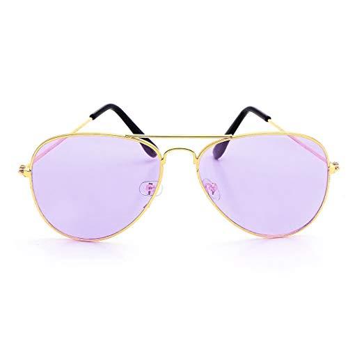 Alloy Jaune soleil 10 Vert Murieo Unisexe Fashion Style Couleur Frame de Lunettes Rétro Casual et PwXB6wS1
