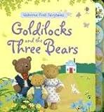 Goldilocks and the Three Bears, Felicity (RTL) Brooks, 0794519628
