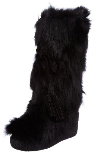 Botas para Perry nieve de Negro 627 Diavolezza mujer 4ExnqFW4