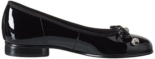 Gabor Shoes Fashion, Bailarinas para Mujer Negro (schwarz 77)