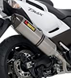 Akrapovic Racing Line Complete Scooter Exhaust Stainless/Titanium/Carbon (S-Y5R2-RT)