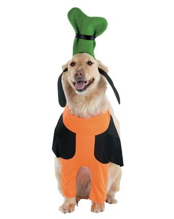 Goofy Dog Costume - Small