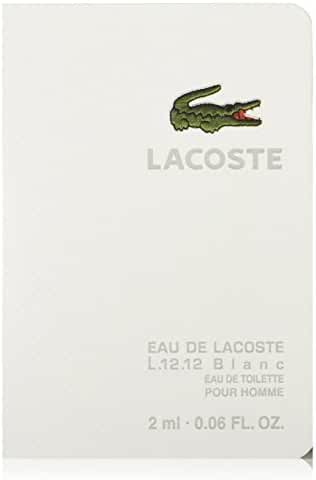 SAMPLE SIZE Lacoste L.12.12. Blanc Eau de Toilette