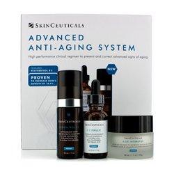 Skinceuticals Anti-Aging Skin System Kit
