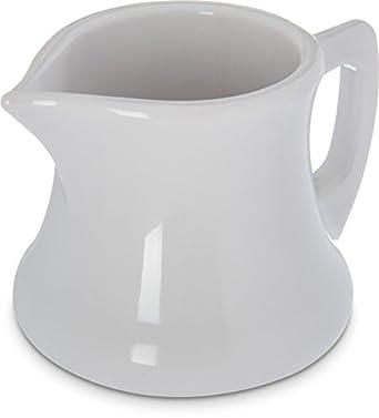 Amazon.com: Carlisle 456302 servir jarra de leche/jarra de ...