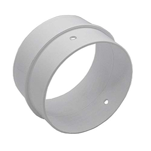 4 Duct Tube Clamp Ventilation Clip Flexible Hose Bracket Round Band KO100-28 Ducting Pipe Holder 100mm