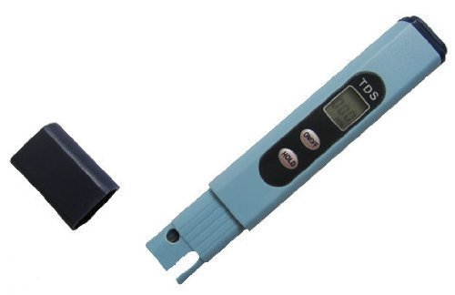 LCD Digital TDS Meter Tester Water Quality Ppm Purity Filter (TDS Tester)