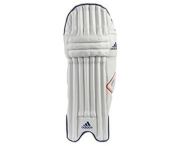 Adidas Elite Mens Cricket Batting Pads Leg Guards Left Hand Mens In Short Supply Hunting