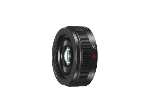 Panasonic 20mm Compact and Lightweight Digital Interchangeable Lens