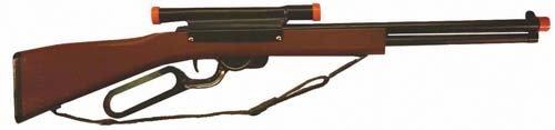 - Western Repeater Rifle, Wood & Steel, Shoots Plastic Balls,Bulk