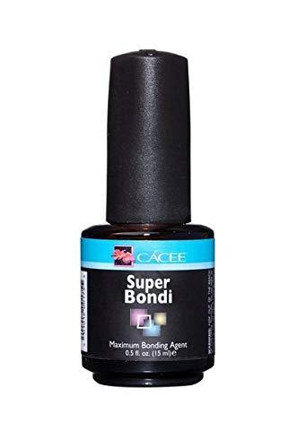 Super Bondi pH Bond Nail Dehydrator 0.5 oz, Nail Bonder for Gel Nails and Acrylic Bond Aid Protein Adhesive