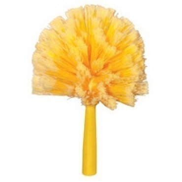 Starmax 050-06Y Webster Cob Web Duster Replacement Head, Yellow (Pack of 6)