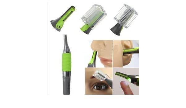 MG Universal Micro Touch MAX Personal Ear Nose Neck Eyebrow Hair ...