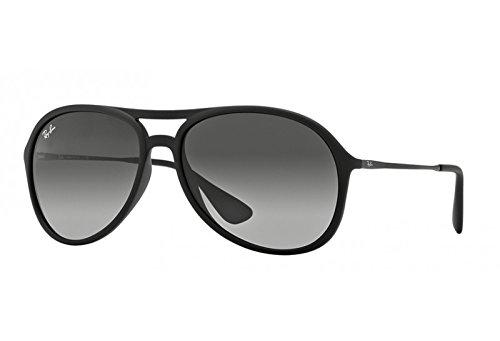 Gafas de sol Mixta Ray Ban Negro Mate RB 4201 Alex 622/8G 59 ...