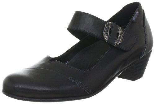 Mephisto-Chaussure Talon-VICKIE Noir cuir 5300-Femme