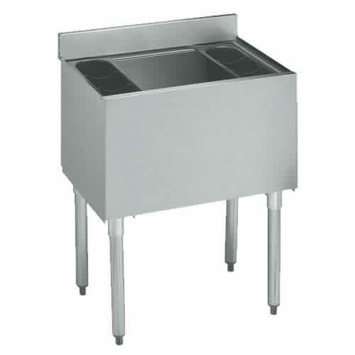 Krowne Metal 36'' 1800 Series Stainless Steel Ice Bin (18-36) by Krowne