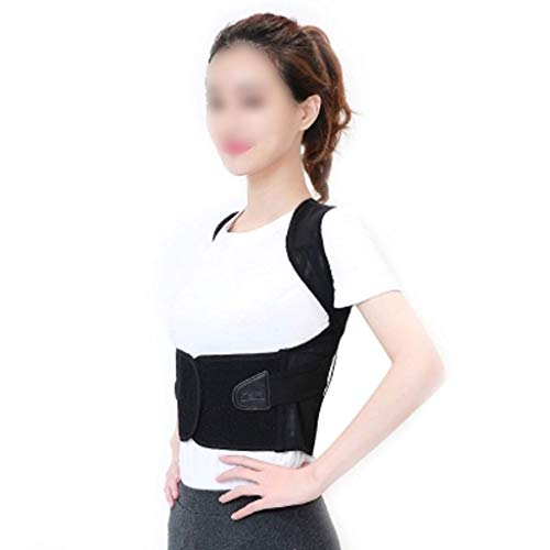 WYNZYHY Protection Belt, Humpback Correction with Scoliosis Correction Clothing Invisible Straight Backsuit Adult Children Students Men and Women Belt (Size : L) by WYNZYHY (Image #6)