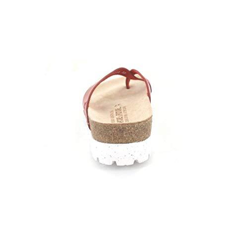 Sandales Mephisto TANINA Rouge T3990Z1370 Femmes Cx6q0