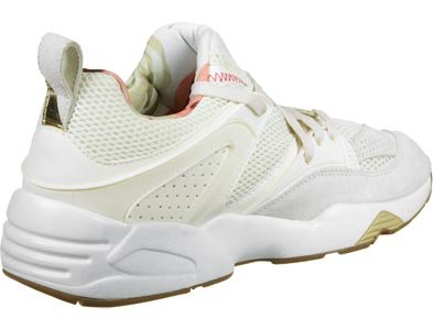 Puma Careaux Whisper W Chaussures Bog White X rEqPZar