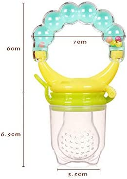 Amazon.com: WDXIN - Chupete de gel de sílice para bebé, para ...