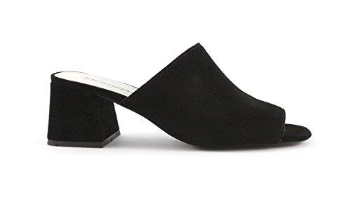 Zapatos tacón Foxy Suede Jeffrey Campbell de Beige Sand Mujer HwPqxTfxI