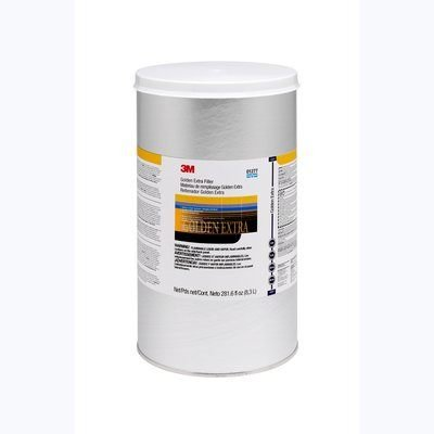 3M(TM) Golden Extra Filler, 01277, 3 Gallon (US) Cartridge, 2 per case