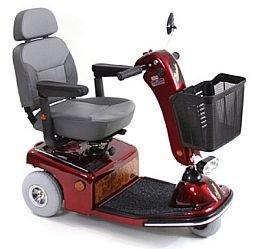 - Sunrunner 3-Wheel Scooter