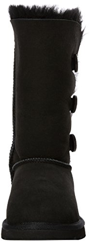 UGG Australia Kids Bailey Tripple Classic Boot Black websites cheap price buy cheap comfortable outlet discount free shipping amazing price in China sale online SmmDd