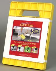 AP Products 47257 Super RV Jack Pad, (Pack of 4) by AP Products