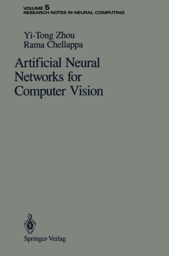 Artificial Neural Networks for Computer Vision (Research Notes in Neural Computing)