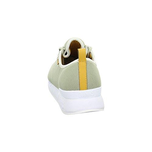 Djinns MOCLau Herren Sneaker Größe 40 Grün (Grün)