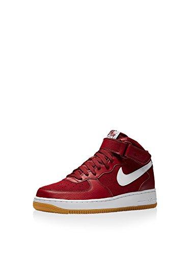 Nike Herren 315123-608 Basketball Turnschuhe Rot