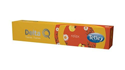 Delta Infusión de Manzanilla con Melocotón - 6 Paquetes de 55 gr - Total: 330 gr: Amazon.es: Alimentación y bebidas