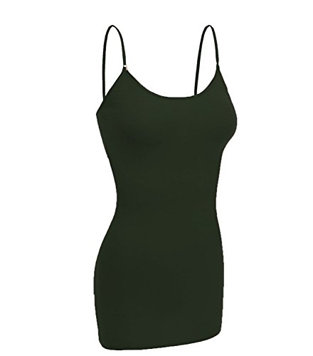 Green Camisole - 2