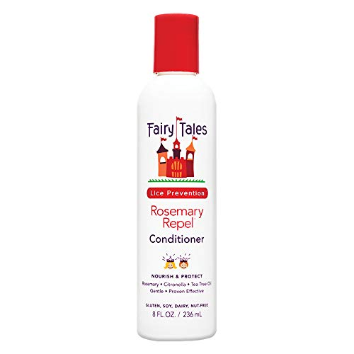 (Fairy Tales Rosemary Repel Daily Kid Conditioner for Lice Prevention - 8 Fl. Oz)