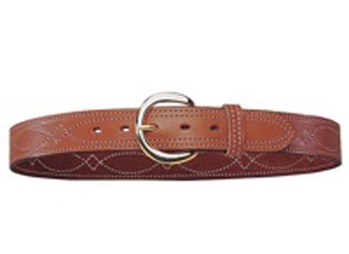 Bianchi B12 Tan Reversible Sport Stitched-Belt (Size 36)