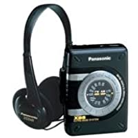 PANASONIC RQ-V65 CASSETE PLAYER & TUNER