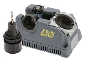 Doctor Drill Sharpener (Drill Doctor DD500X 3/32-Inch to 1/2-Inch Drill Bit Sharpener)